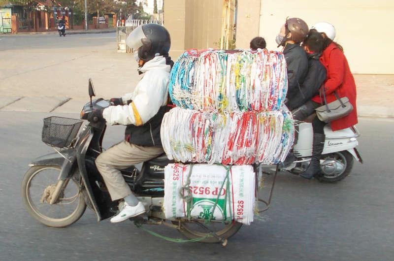 Fracht-Fahrrad