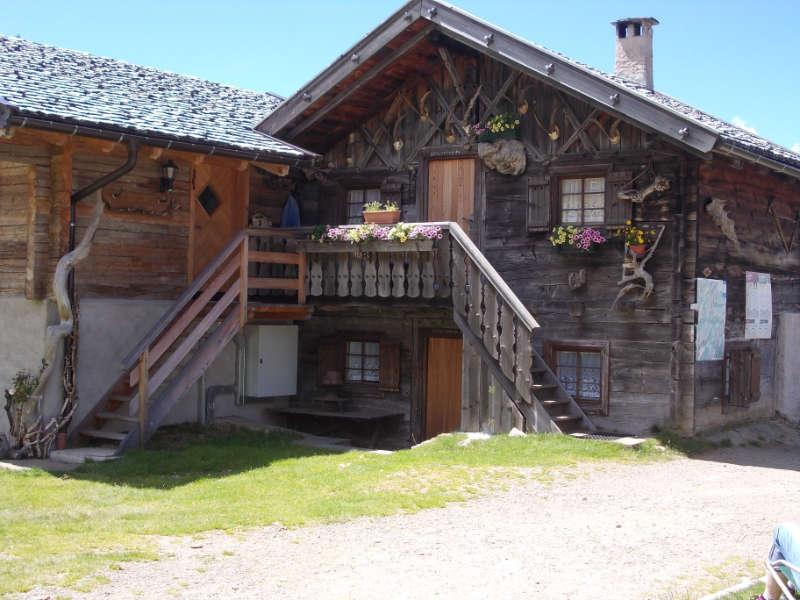 Der Alte Teil der Harzer Hütte