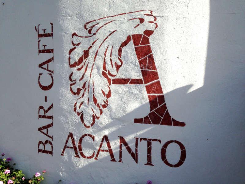 Bar Acanto