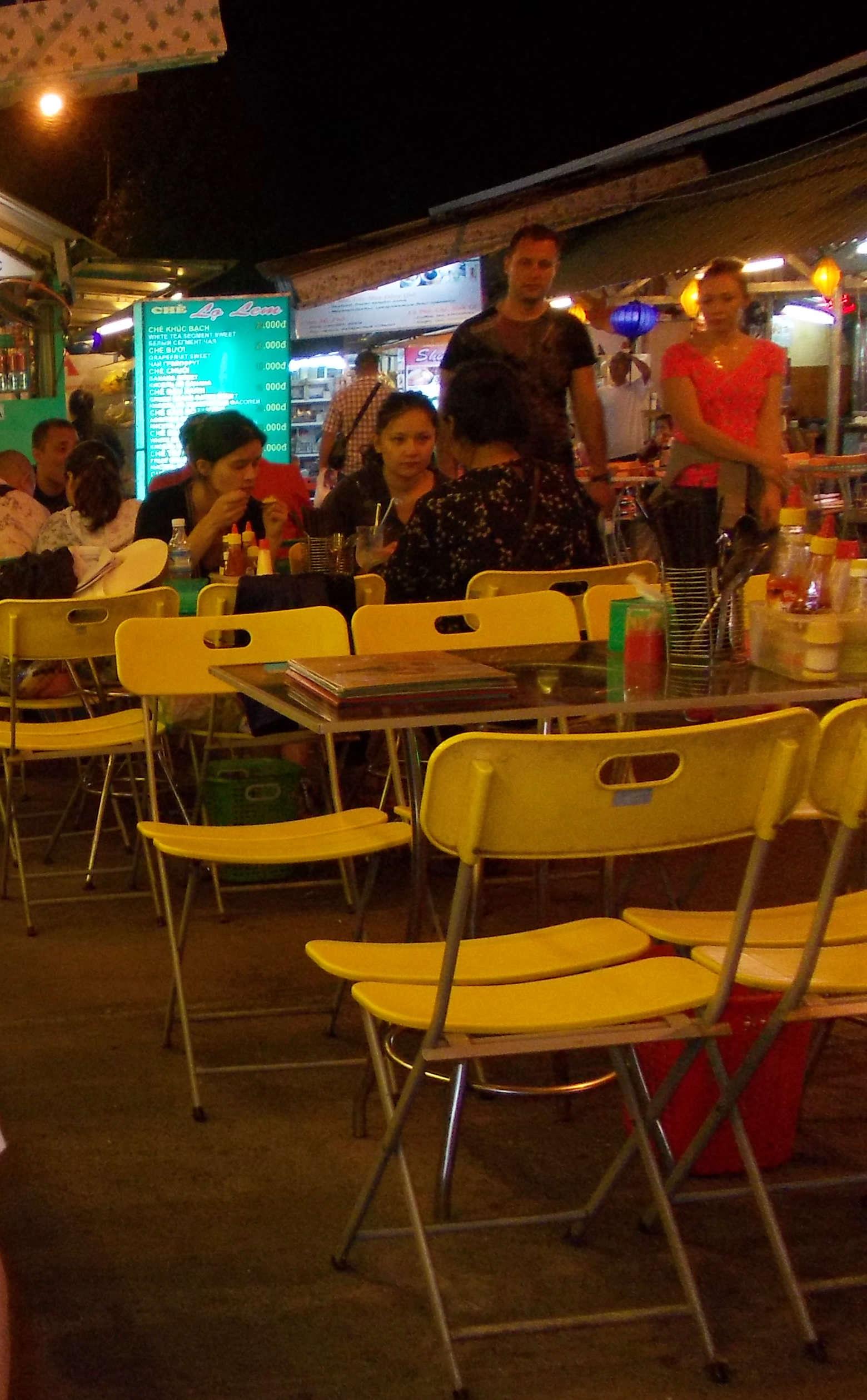 Kleiner Nachtmarkt