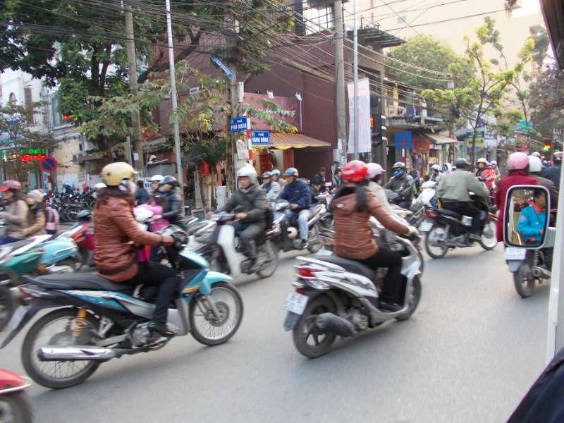 Motorräder - ein beliebtes Verkehrsmittel