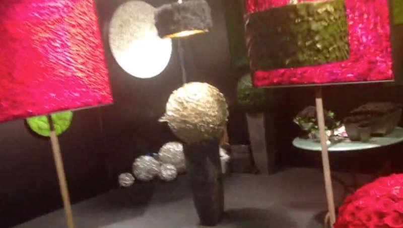 """""""Blumen-Lampe"""""""