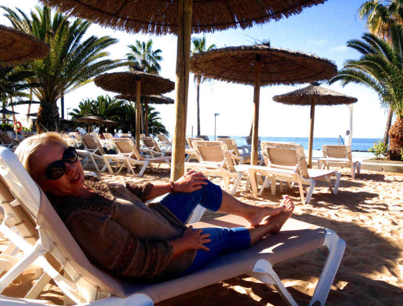 Der RIU Beach Club