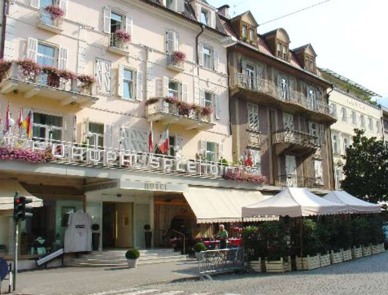 Hotel Splendid in Meran