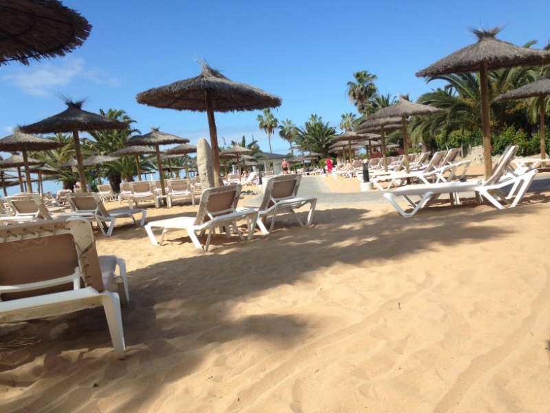 RIU Beach Club