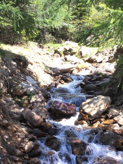 Erfrischende Wasserfälle
