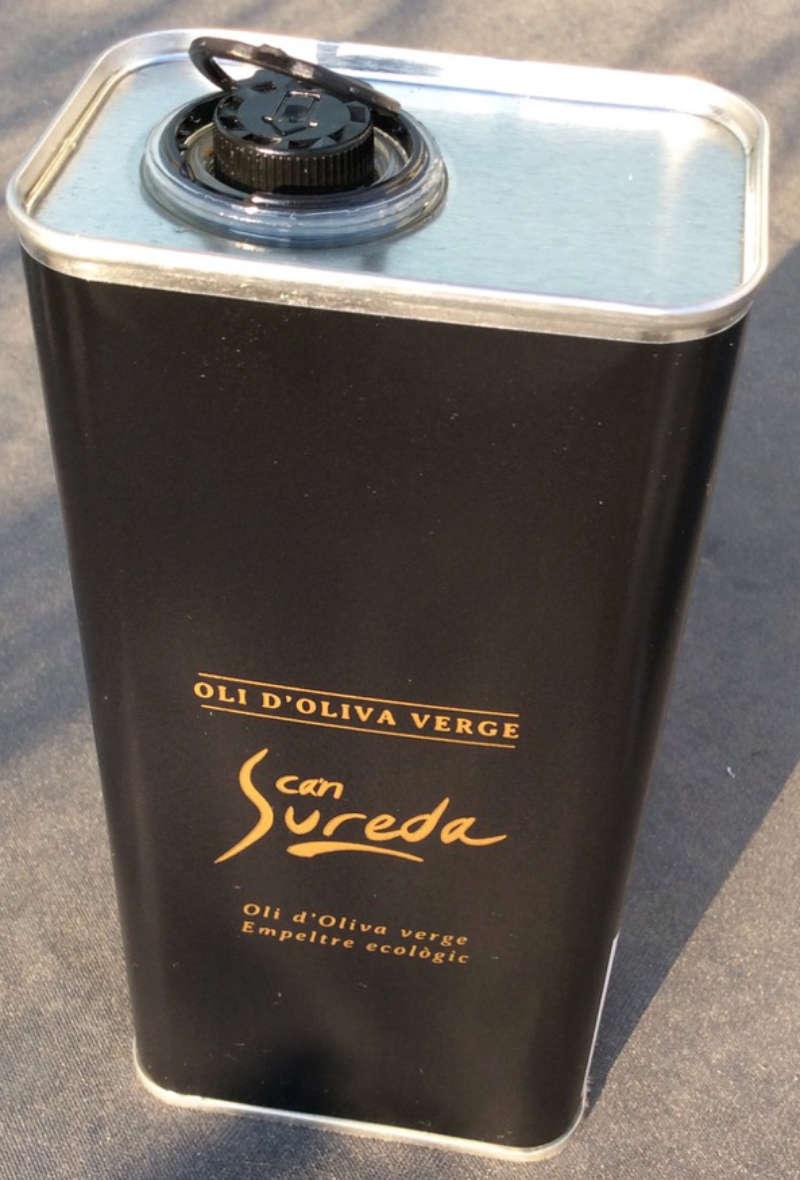 Kostbares Olivenöl